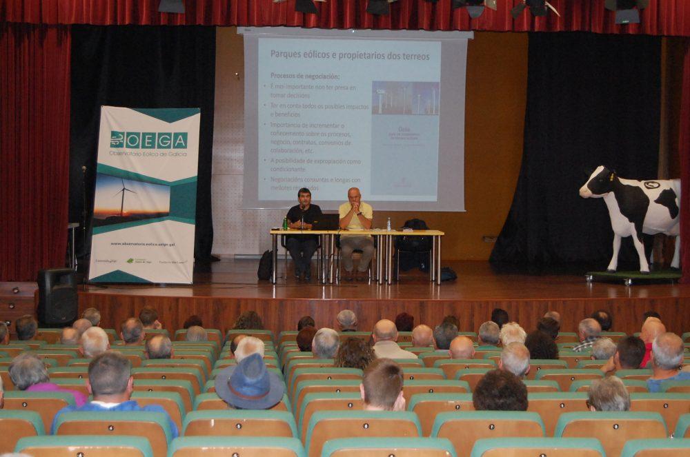 Técnicos del OEGA realizan actividades de asesoramiento en las Comarcas de Xallas y Barcala